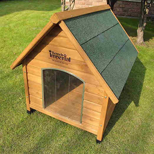 XL Sussex Hundehütte von Kennels Imperial